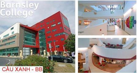 Barnsley – trường công lập Anh quốc hàng đầu cho sinh viên quốc tế