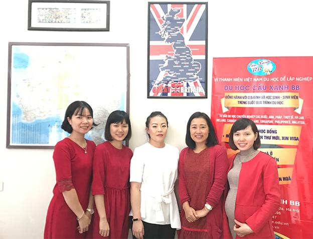 Hội thảo tư vấn từ A tới Z về Học bổng du học Anh Quốc 2018