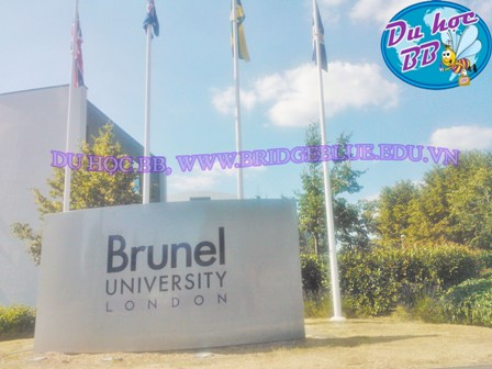 Du học Anh quốc: mời bạn thăm trường Brunel University