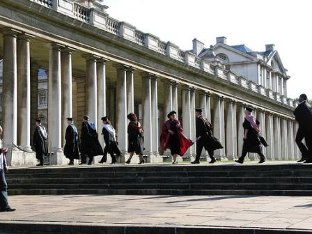Du học Anh: Trường Cao đẳng Cộng đồng Greenwich
