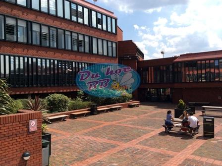 Du học Anh Quốc: Trường Ealing Hammersmith and West London college - điểm khởi đầu lý tưởng