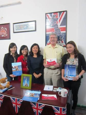 Thêm nhiều thông tin thú vị tại hội thảo du học Anh: trường LSI và NPTC: