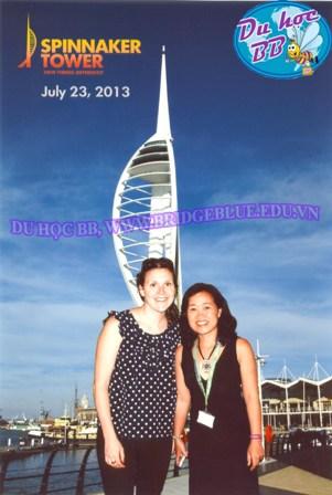 Hội thảo du học Anh Quốc: Phỏng vấn học bổng trường ĐH Portsmouth năm học 2014!