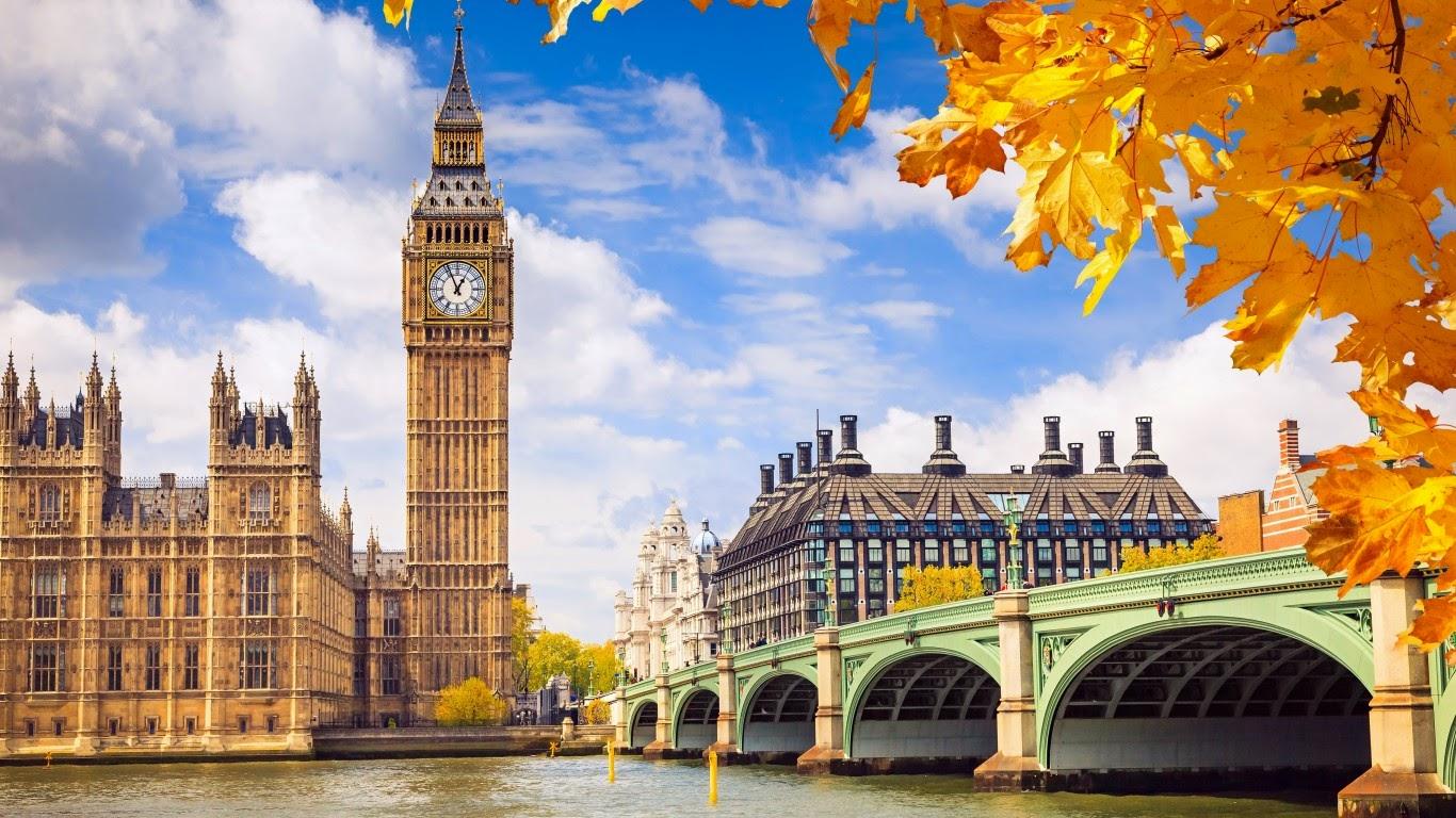 Săn học bổng du học Anh Quốc kì mùa thu 2017