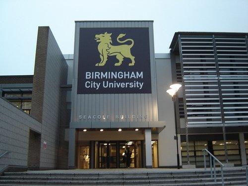 Hội thảo du học Anh: Gặp gỡ đại diện Đại học Birmingham City (đã qua)