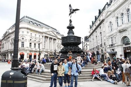 Săn học bổng du học Anh kì mùa xuân năm 2018
