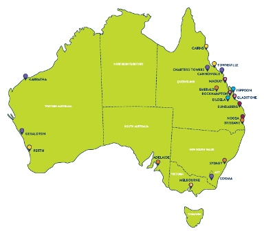 Du học Úc: Trường đại học CQUniversity Australia