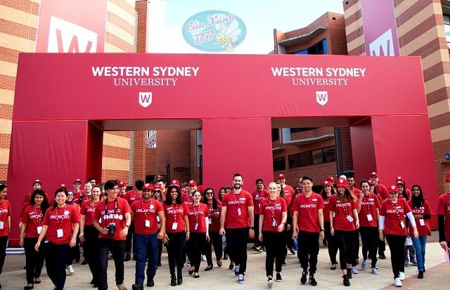 Học bổng du học Úc ngay tại đại học Tây Sydney, lựa chọn tuyệt vời cho các bạn muốn du học tại Sydney