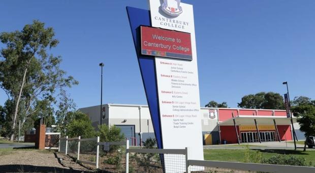 Du học Úc chương trình phổ thông tại trường Canterbury, bang Queensland.