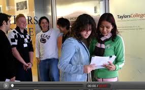 Du học Úc: Trường Taylors College : PTTH, dự bị ĐH, cao đẳng