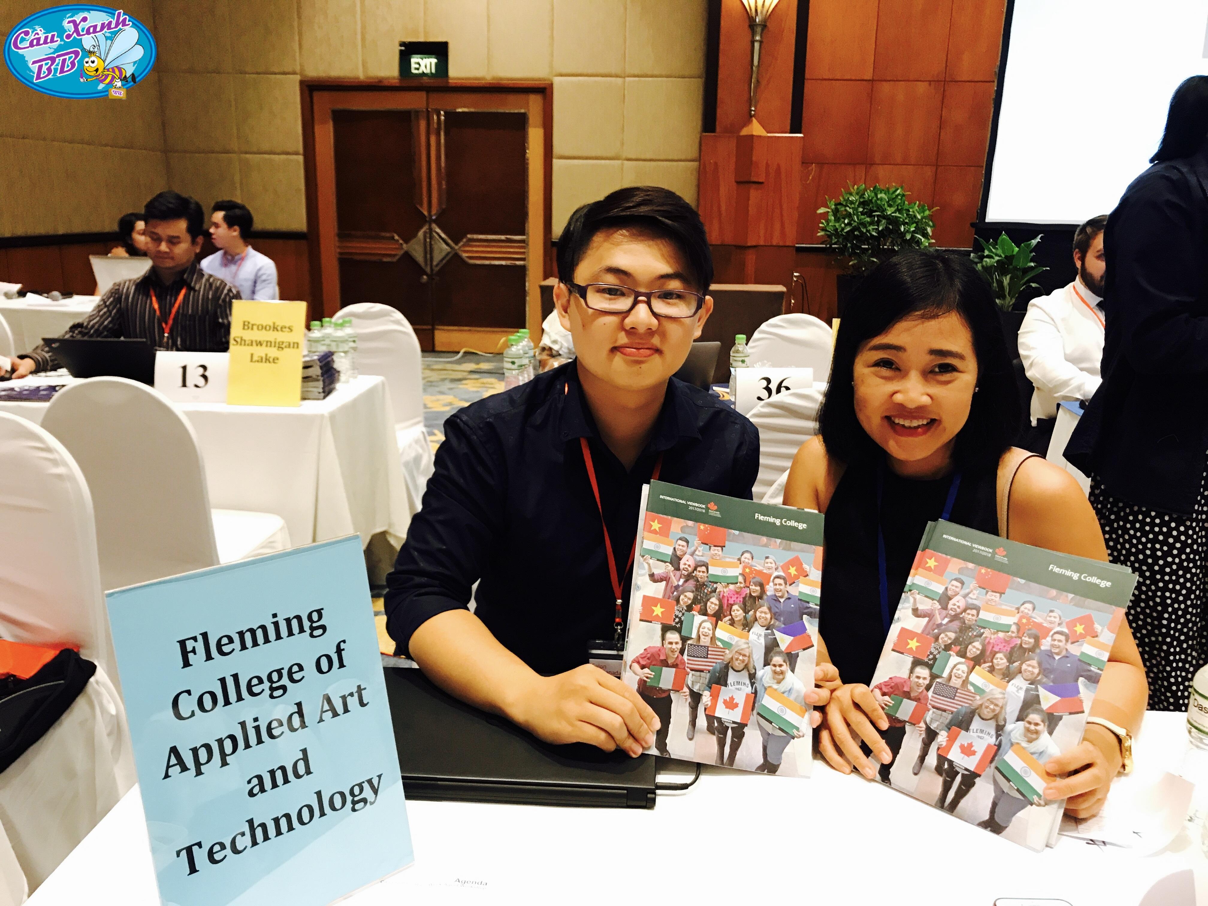 Du học Canada tại trường Fleming College – điểm du học mới không cần chứng minh tài chính