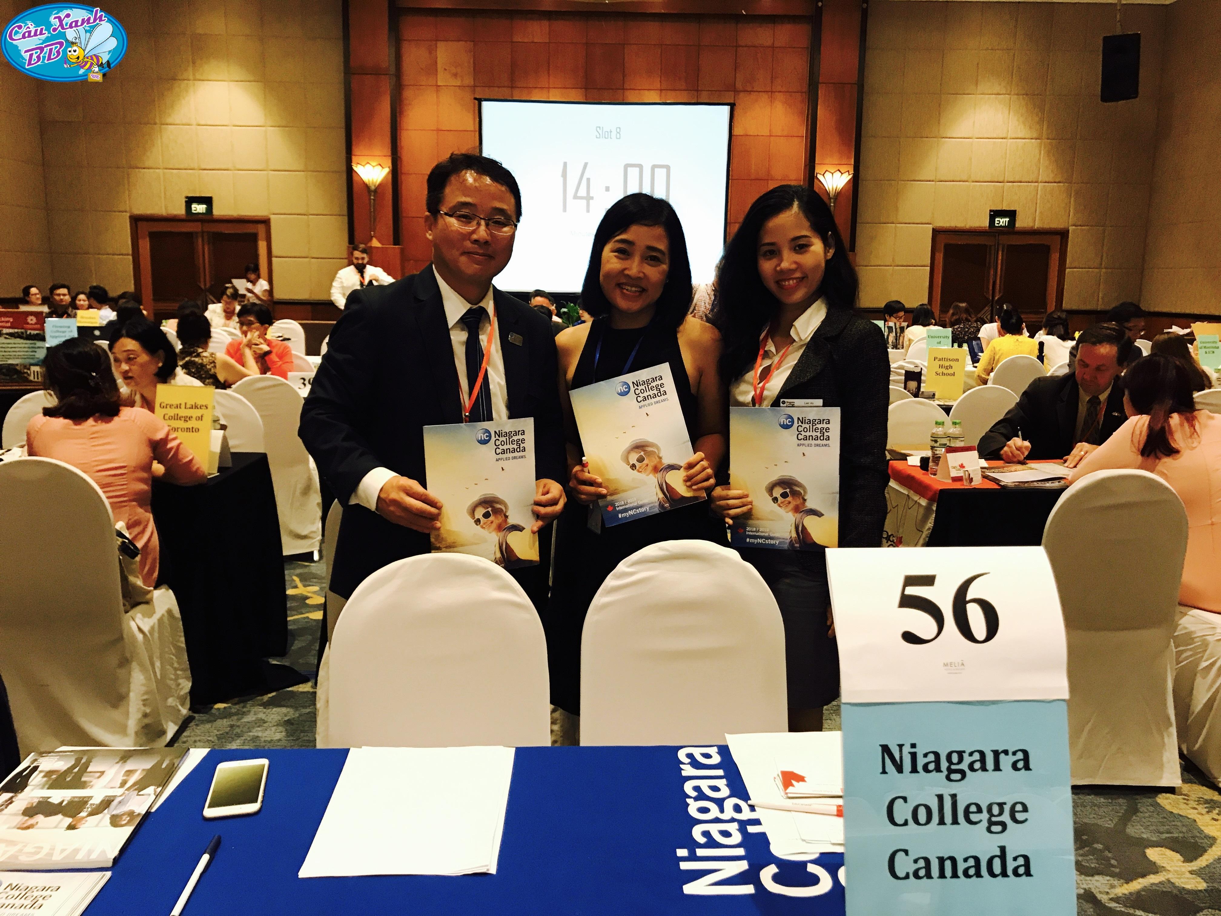 Danh sách các trường được xét visa ưu tiên theo chương trình CES khi du học Canada năm 2018