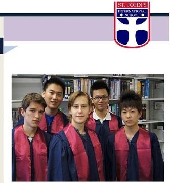 Du học Canada: Chương trình phổ thông tại trường Quốc tế St. John