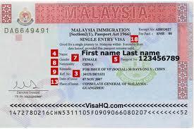 Du học Malaysia: Thủ  tục xuất nhập cảnh và  thủ tục đăng  ký  đi làm thêm