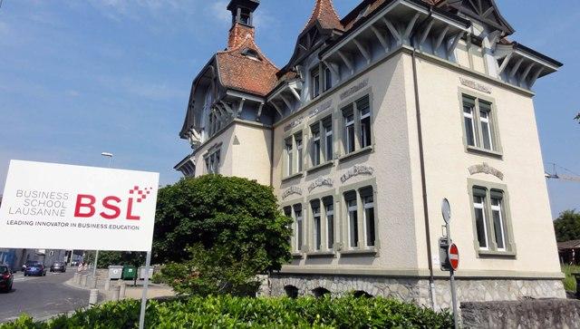 Trường Đại học kinh doanh Lausanne – BSL