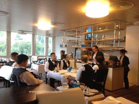 Hội thảo du học Thuỵ Sĩ - HTMi và hệ thống Swiss Touches Hotel & Resorts 5*