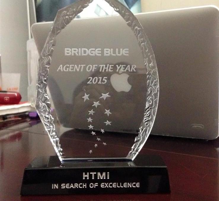 """Tại sao Du học BB Cầu Xanh được nhận danh hiệu """"Đại diện tốt nhất của năm - Agent of the year""""!"""