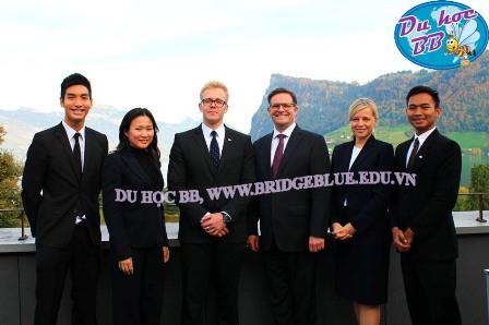 Du học Thụy Sĩ, trường IMI và ngày hội việc làm