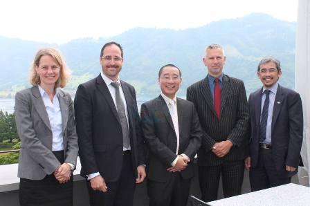 Khám phá trường IMI và thành phố Luzern đẹp nhất Thuỵ Sĩ