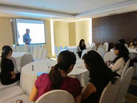 Nhật kí Hội thảo: Du học Thụy Sĩ, hội thảo trường IMI Thụy Sĩ tại Hà Nội, tp Hồ Chí Minh