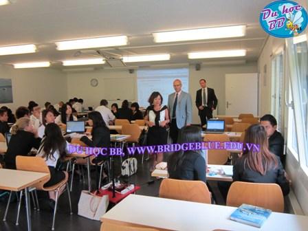 Khái quát về hệ thống giáo dục và đào tạo của Thụy Sĩ.