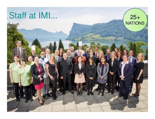 Học du lịch khách sạn chuẩn phong cách Thụy Sĩ tại đại học IMI