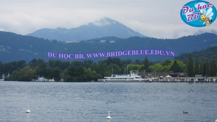 Mời các bạn thăm Luzern và du học Thụy Sĩ, trường BHMS