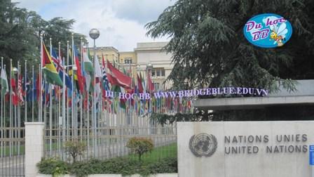 Du học Thụy Sĩ: BB Edelweiss giới thiệu Geneva, một thành phố thực sự quốc tế