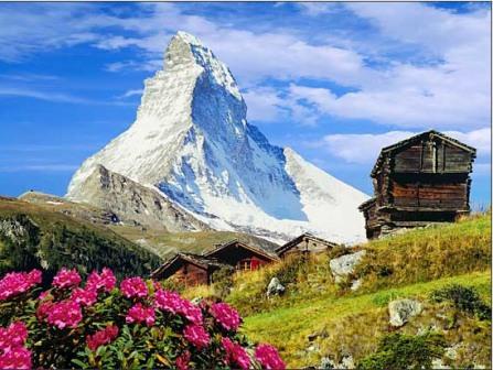 Chế độ chính trị, kinh tế và xã hội của Thụy Sĩ.