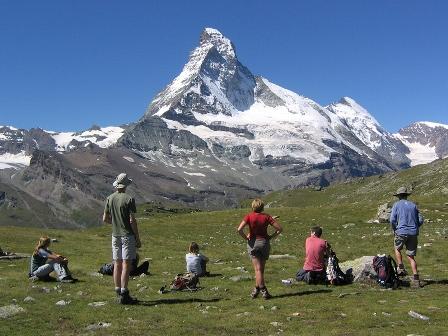 Matterhorn – Biểu tượng của Thụy Sỹ!