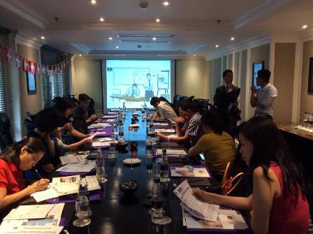 Info-session day: Buổi thông tin của trường Vatel tại Việt Nam
