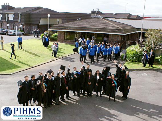 PIHMS - trường chuyên đào tạo khách sạn tại New Zealand