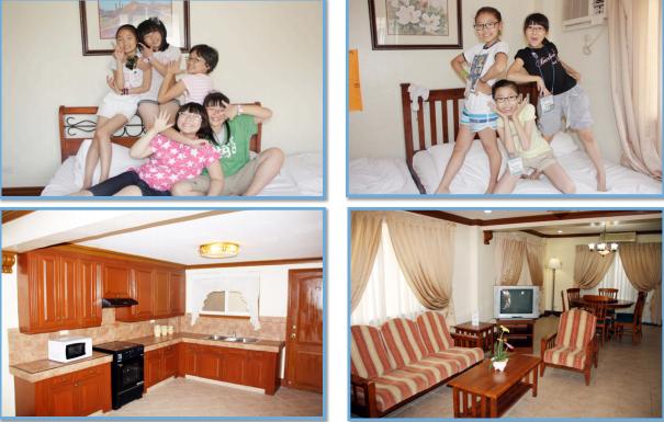 trại hè philippines, CIA Camp 2, cơ sở vật chất 3.png