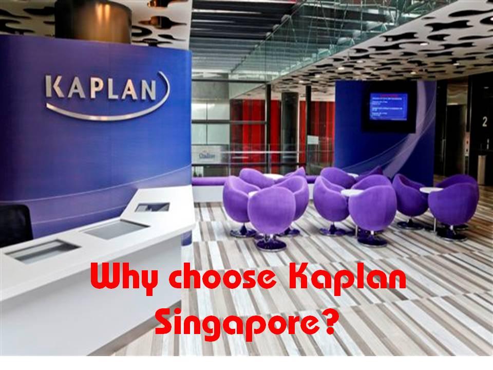 KAPLAN SINGAPORE: Sức hút lớn với sinh viên quốc tế
