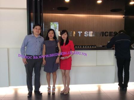Du học Singapore: Mời thăm Viện thiết kế Raffles Singapore