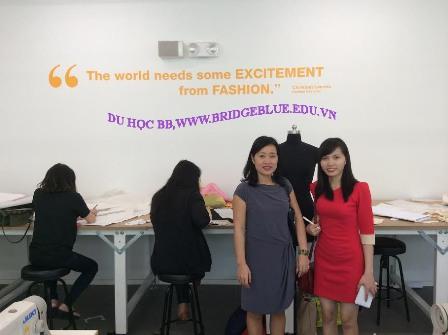 Hội thảo du học Singapore: Ngành thiết kế và kinh doanh tại Raffles Singapore