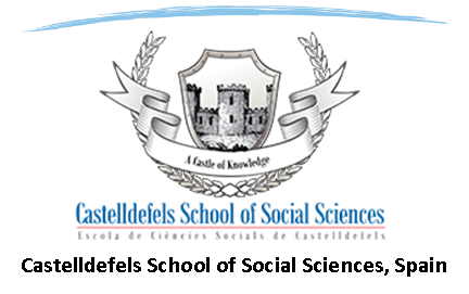 Castelldefels School of Social Sciences, Tây Ban Nha.png
