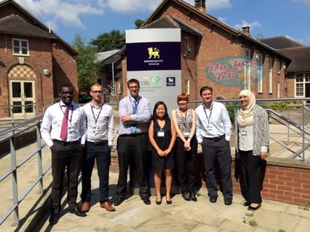 Hội thảo du học Anh Quốc: BCUIC - lộ trình phù hợp vào đại học Birmingham City