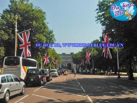 Ngày hội du học Anh quốc cho học sinh, sinh viên
