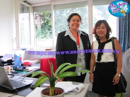 Học bổng khủng từ trường IMI, Thuỵ Sĩ